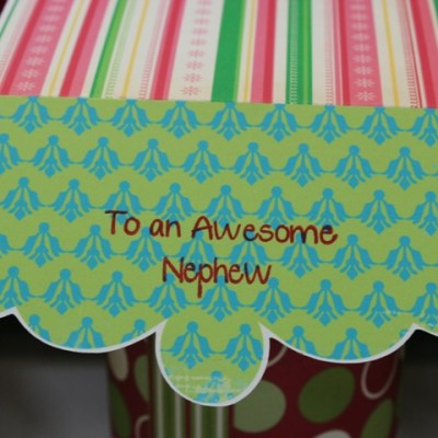 Hot Chocolate Gift with Cricut Imagine & Joys Life Stamps