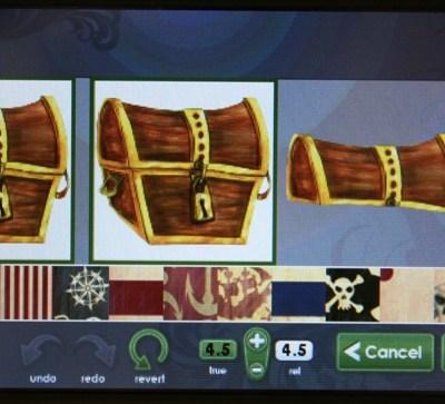 Super Zippy Pirate Costume & Buccaneer Cricut Imagine Cartridge