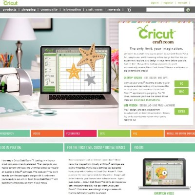 Cricut Craft Room Free & Now Open to All