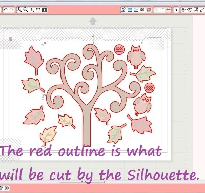 How to Make Imported .svg Files Cut in Silhouette Studio Designer Edition
