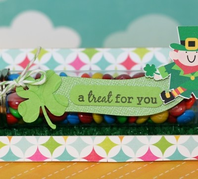 St. Patrick's Day Leprechaun Treat Holder