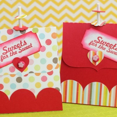 Lollipop Treat Holder – Lori Whitlock Design Team Post