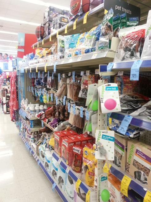 Walgreens Pet Shoppe #HappyAllTheWay #shop #cbias