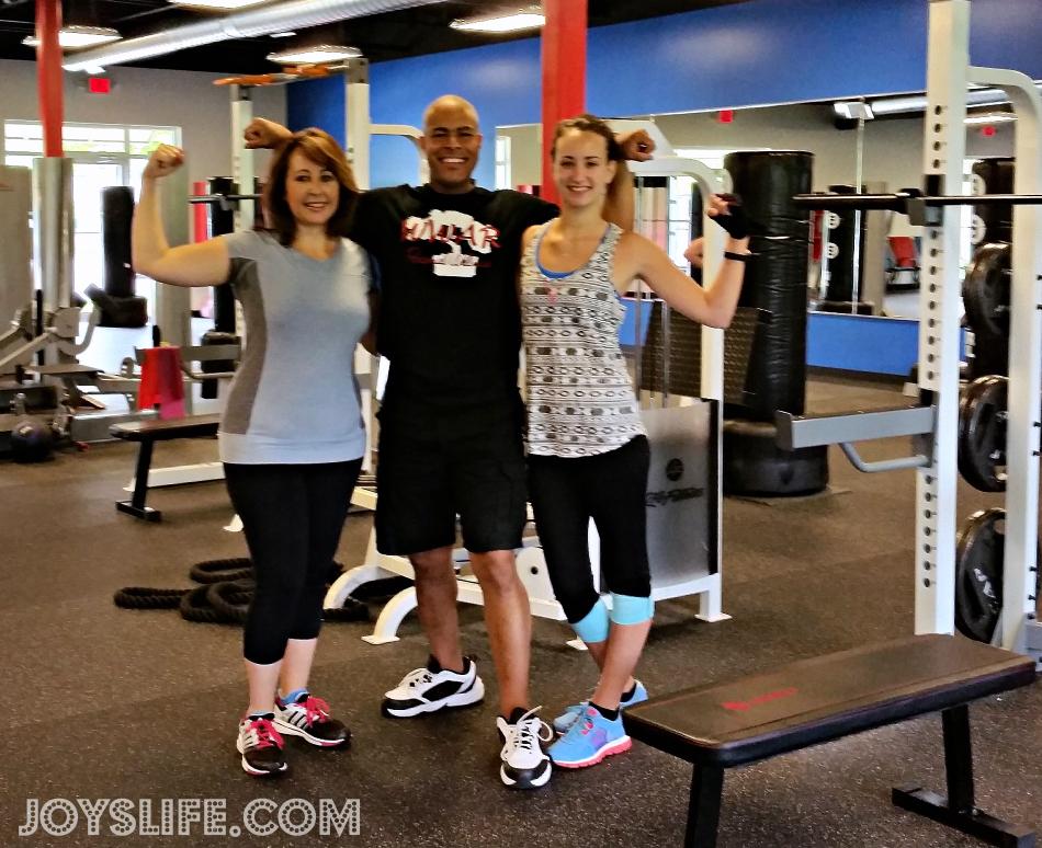 My Gym Workout Progress & a Protein Bar Recipe #BarNutrition #shop #cbias