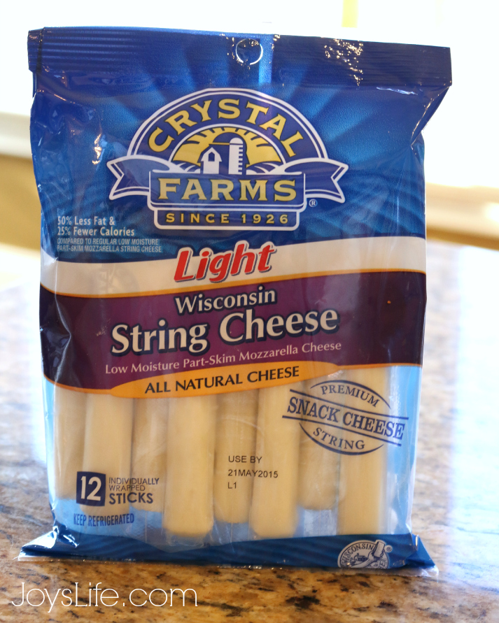 Easy Puff Pastry Pizza Sticks with Crystal Farms Cheese #CrystalFarmsCheese #giveaway #LeCreuset