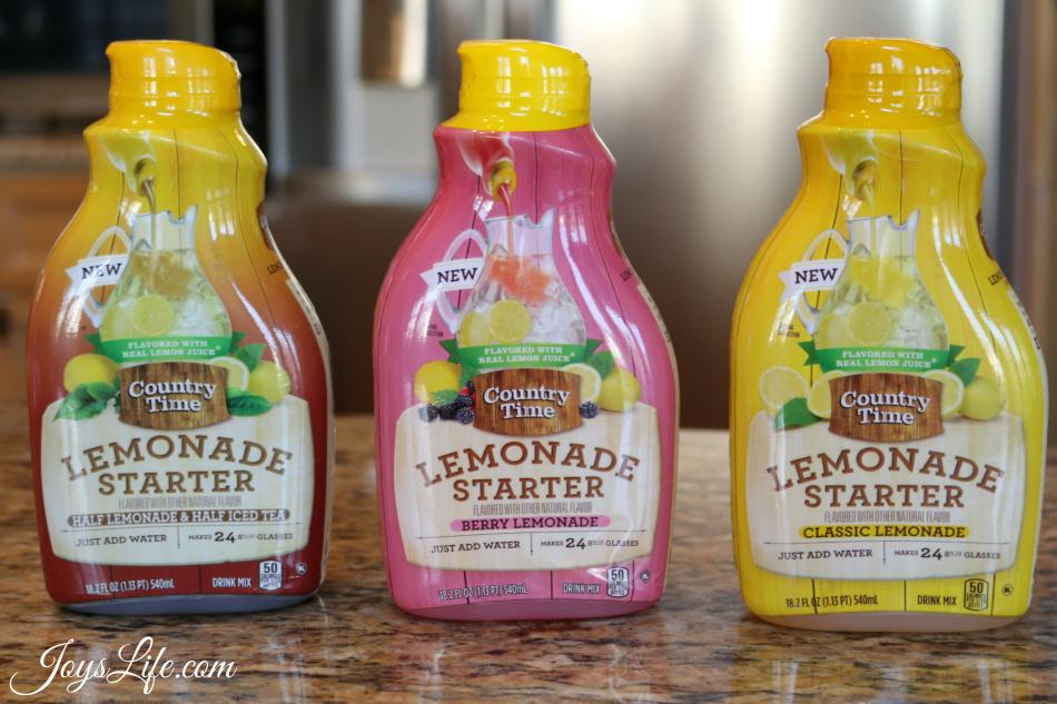 Country Time Lemon Squares Recipe Joys Life
