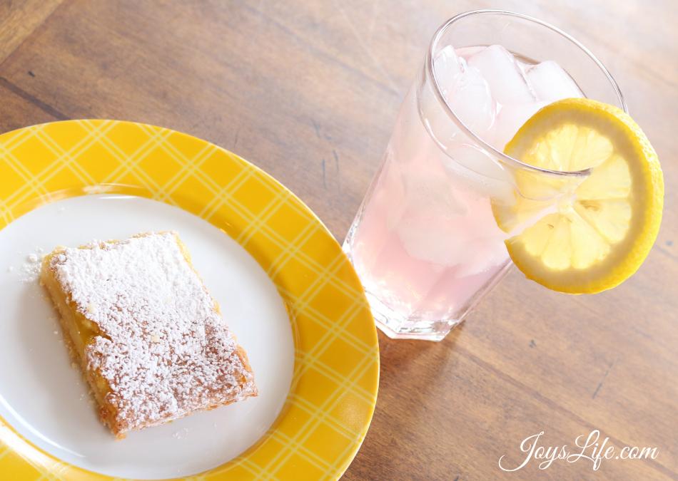 Country Time Lemon Squares Recipe #PourMoreFun #Cbias #Recipe #Lemonade