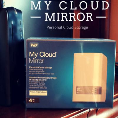My Cloud Mirror – Personal Cloud Storage