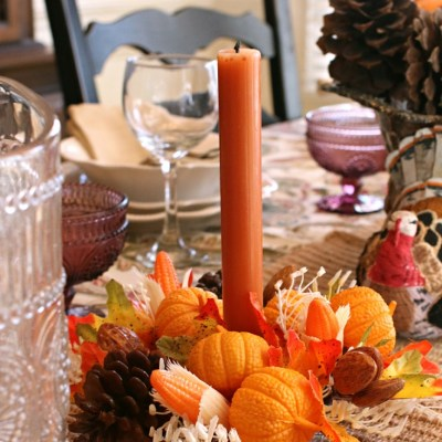 Tips for Planning Your Thanksgiving Table