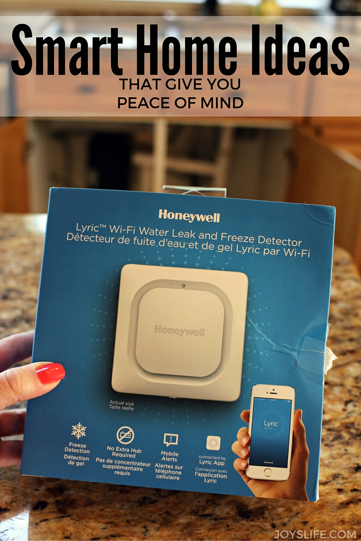 smart home ideas that give you peace of mind joy s life