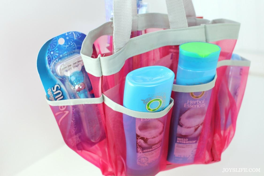 Shower Caddy Herbal Essences