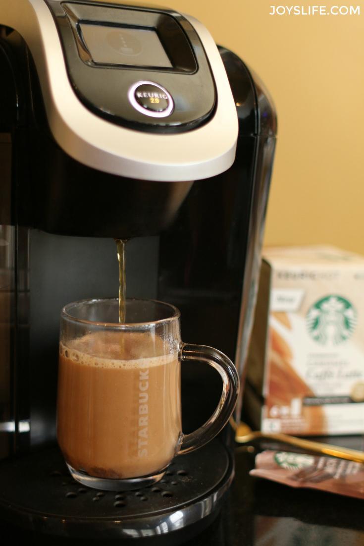 starbucks kcup keurig latte