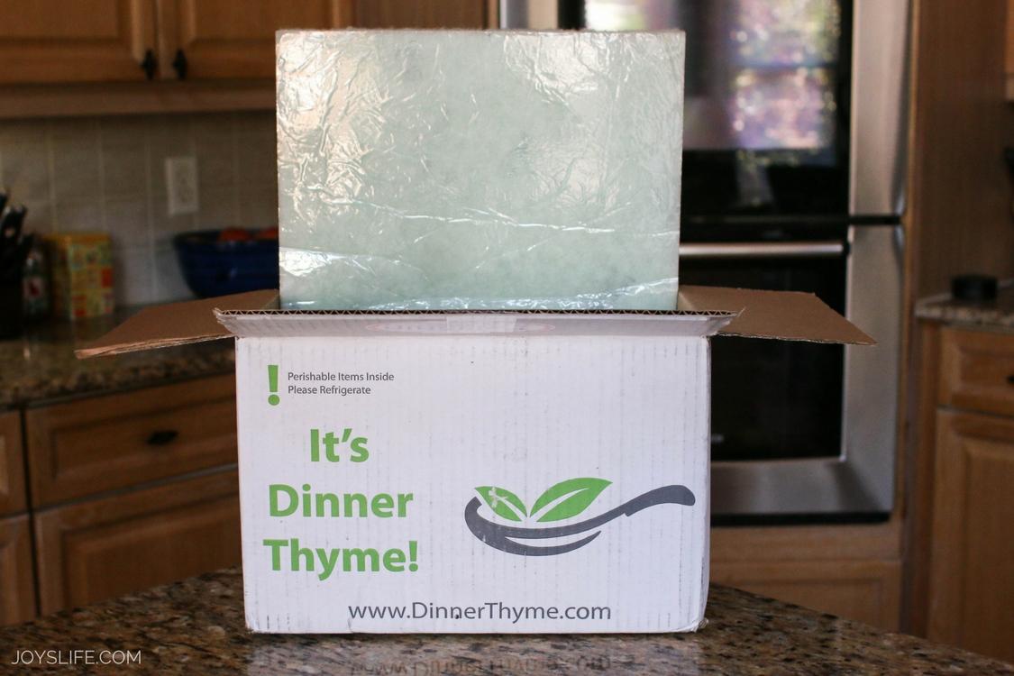 Dinner Thyme Box