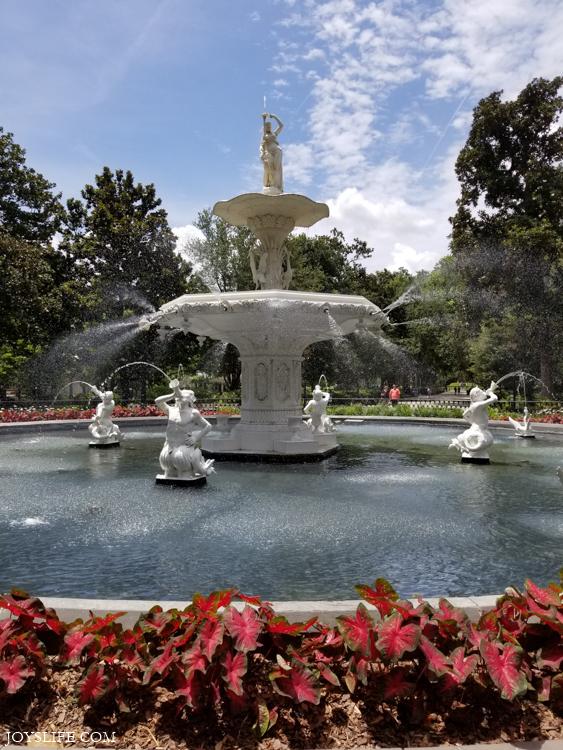 Forsyth Park Savannah, GA