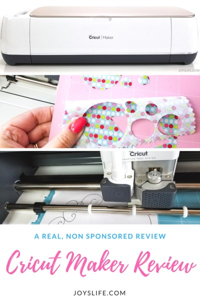 Cricut Maker Machine Review