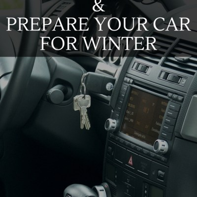 How To Keep It Local and Prepare Your Car for Winter