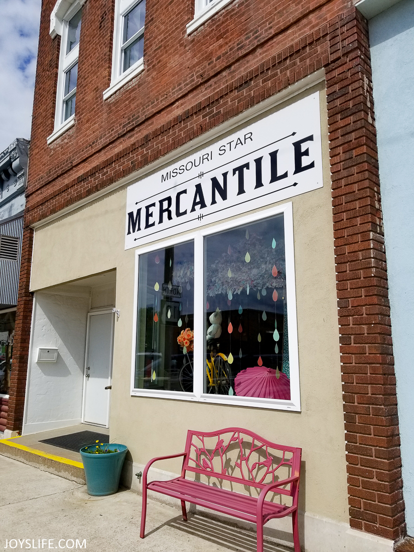 Missouri Star Quilt Company Mercantile Shop