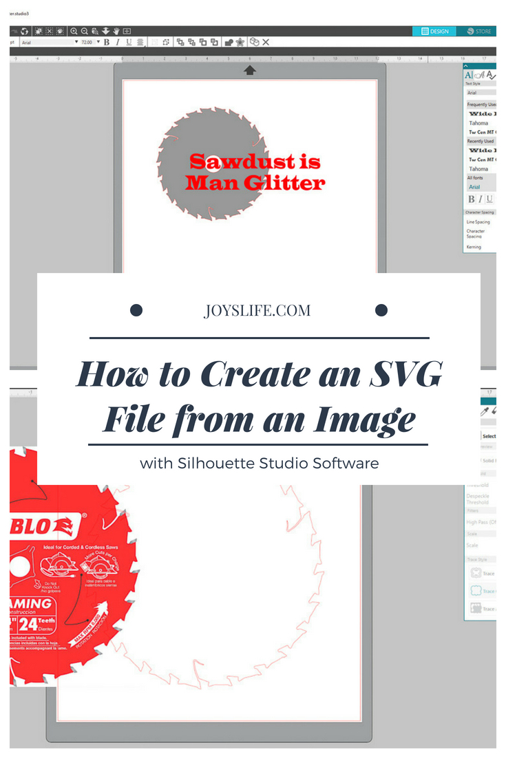 Download How to Create an SVG File from an Image with Silhouette ...