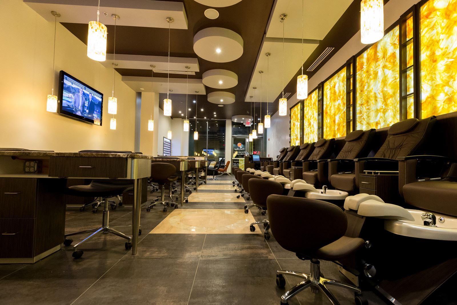 Nail Salon Interior Design Ideas Joy Studio Design