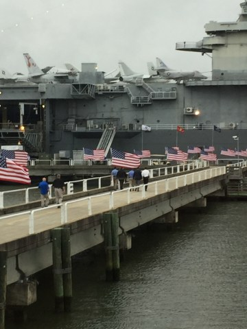 Aircraft Carrier with planes