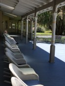 Jekyll Island Club - porch