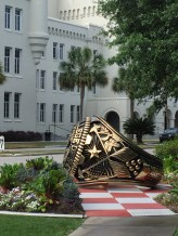 Military College Building & Ring