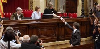 카탈루냐 독립투표
