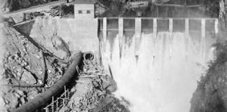 레벨스톡 수력발전소