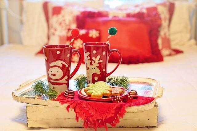 [說] 크리스마스 방학 전, 캐나다 선생님 선물은?