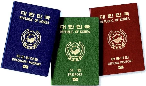 한국 여권의 힘, 세계 2위로 캐나다 앞섰다