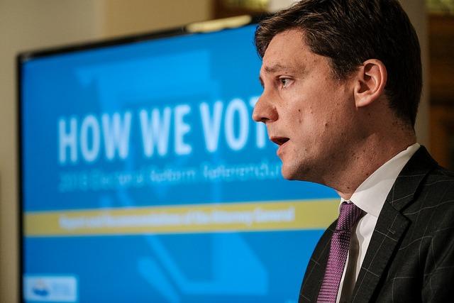 BC주 주의원 선거법 개정 주민투표 올해 시행