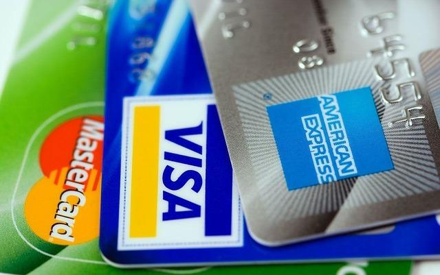 신용카드, Credit cards