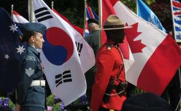 한국전 참전 용사의 날