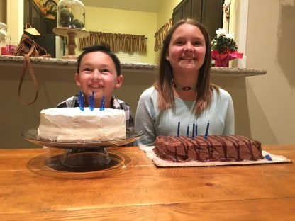Jason and Jordyn's Birthday