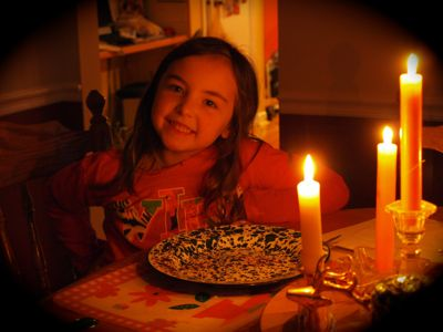 candlelight dinner 2
