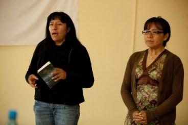Bolivian pastor Janet