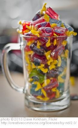 Jolly Rancher candies