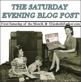 saturday evening blog post