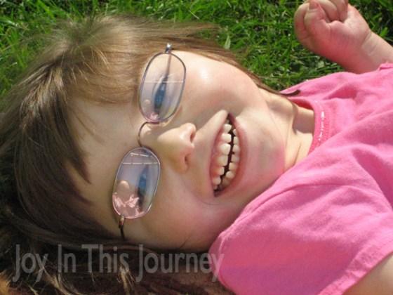 Joy's daughter