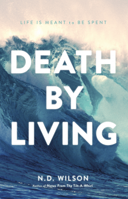 """Cover of """"Death by Living"""""""