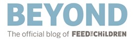 BEYOND: the feed the children blog (logo)