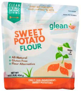 glean's sweet potato flour