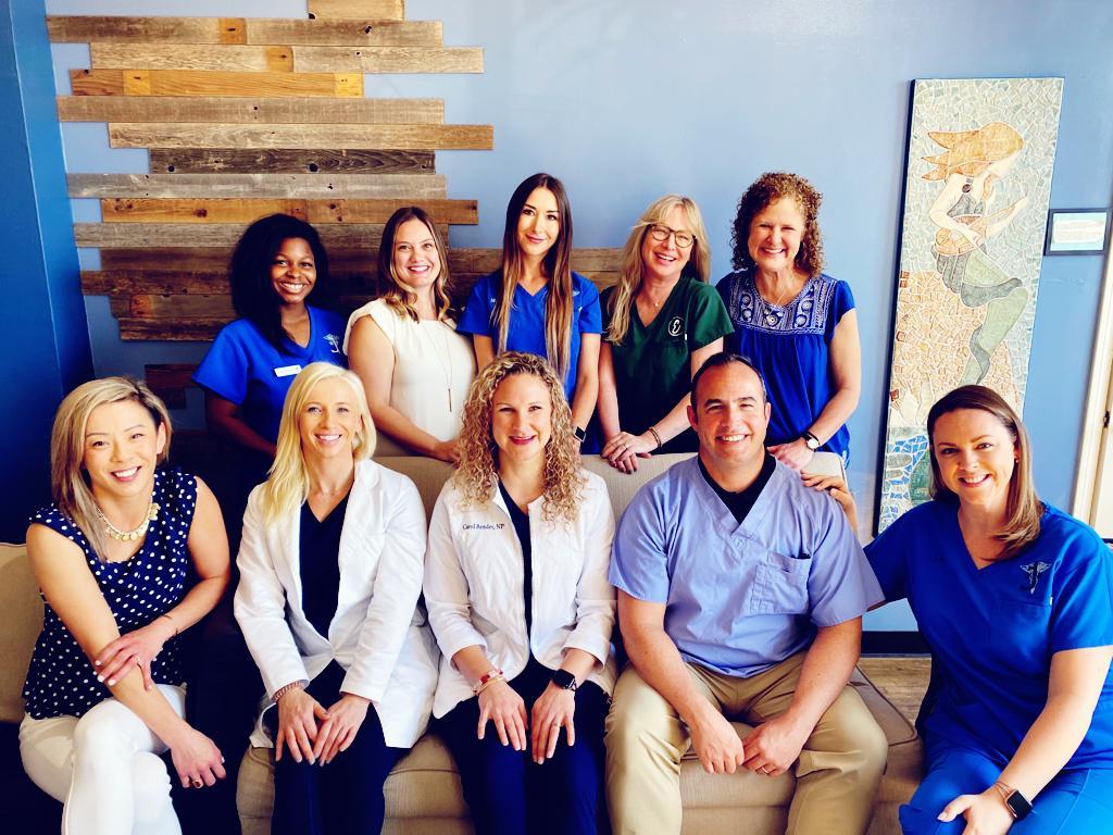 a staff photo for joy wellness partners