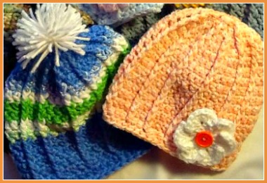 Aunt Ida Hat crochet tutorial