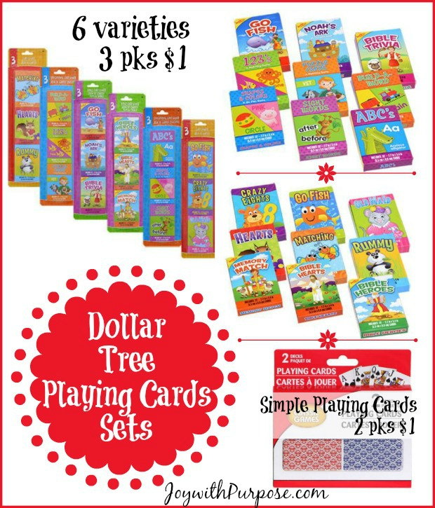 Dollar Tree Store Locator Inc: Dollar Tree Playing Cards