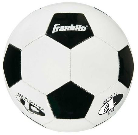 A soccer ball can mean so much to a child
