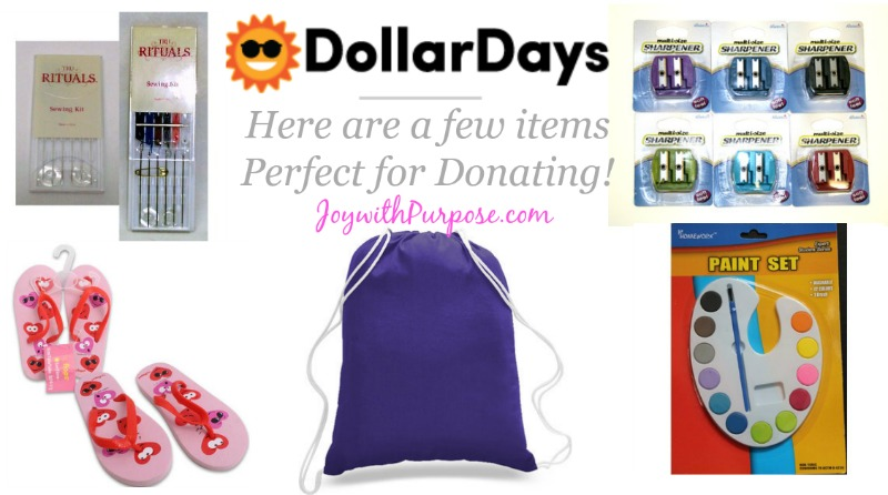 Dollar Days Deals discount products