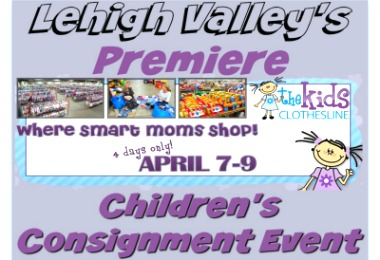 The Kids Clothesline Consignment Event