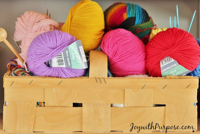 FREE YARN (or Really Cheap) and How to Get It - Joy with PURPOSE