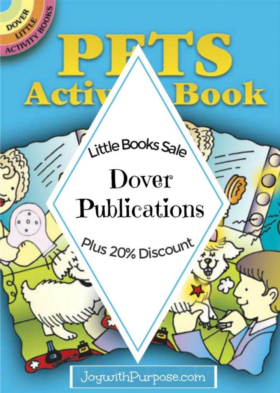 Dover Publications Little Books Sale